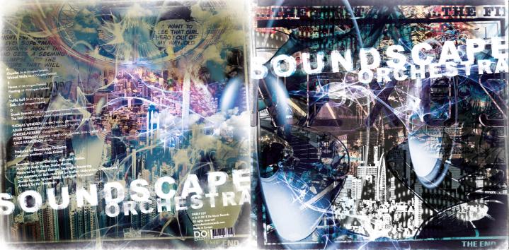 Album artwork, front and back side